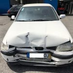 Seat Ibiza 1.9 SDI Van de 1999 para peças