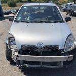 Toyota Yaris I 1.0 VVT-i de 2000 para peças