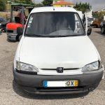 Peugeot Partner 1.9 D Van de 2000 para peças