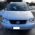 VW Touran 2.0 TDI de 2003 para peças