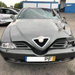 Alfa Romeo 166 2.4 JTD de 2000 para peças