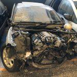 Mercedes (W220) S430 CDI de 2000 para peças