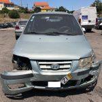 Hyundai Matrix 1.5 Crdi de 2004 para peças