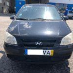 Hyundai Getz 1.1i de 2003 para peças