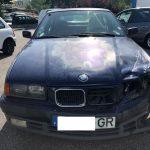 BMW (E36)318 TDS Compact de 1996 para peças