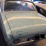Ford Taunus 17M Supercharger de 1962 para peças