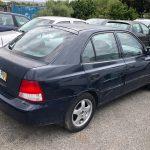 Hyundai Accent II 1.3i de 2001 para peças